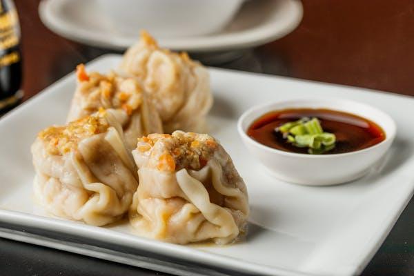 A6. Steamed Dumplings