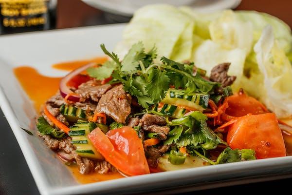 19. Yum Salad