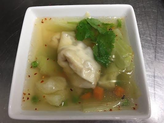26. Wonton Soup