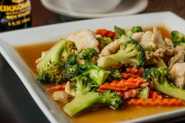 31. Stir-Fried Broccoli