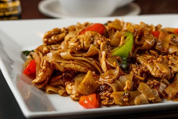 43. Drunken Noodles (Pad Kee Mao)