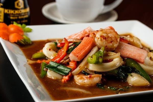65. Seafood Paradise