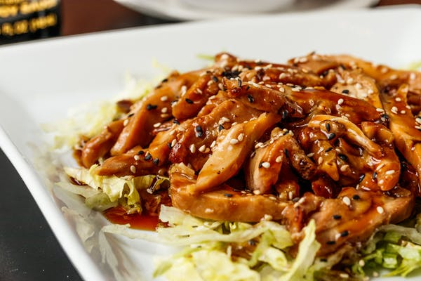68. Chicken Teriyaki