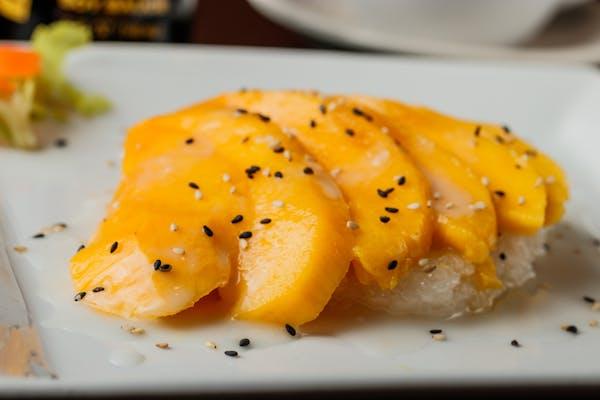 D1. Sweet Sticky Rice w/ Mango