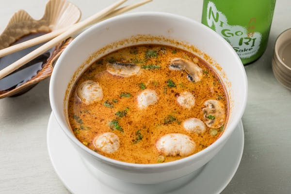 Tom Kah Soup