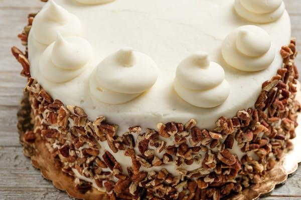 """(8"""") Gourmet Red Velvet Cake"""