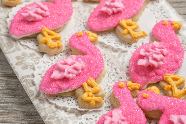 Seasonal Buttercream Cut-Out Cookies