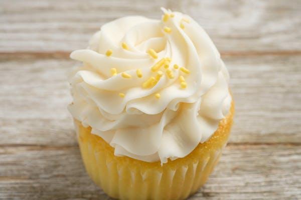 Standard Lemon Cupcake