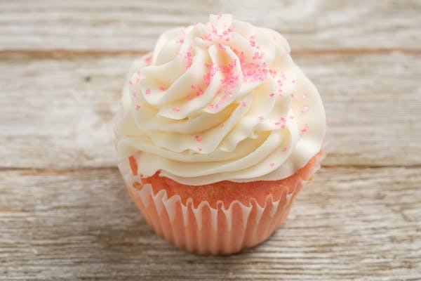 Standard Strawberry Cupcake