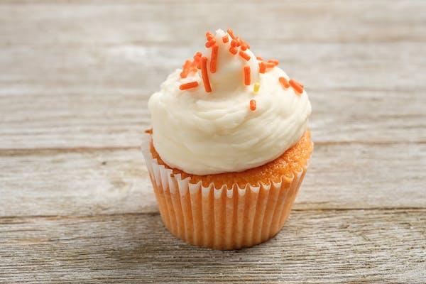 Gourmet Orange Dreamsicle Cupcake