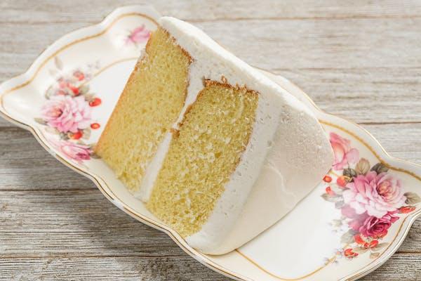 Standard Lemon Cake Slice