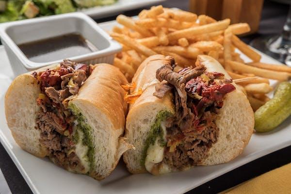 Sicillian Dipper Sandwich