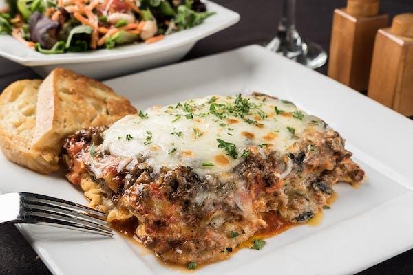 Meat Lasagna Entrée