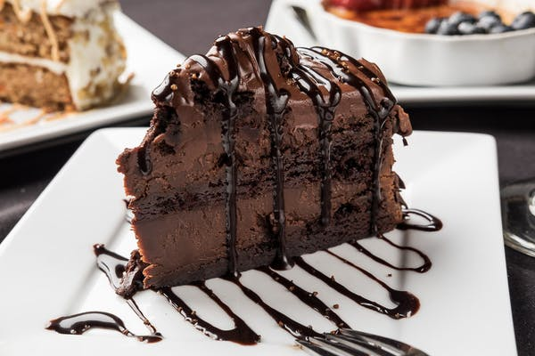 Chocolate Thunder Cake