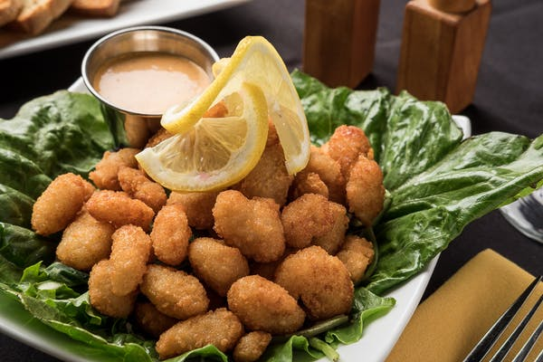 Breaded Popcorn Shrimp