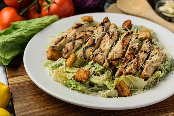 Lodge Chicken Caesar
