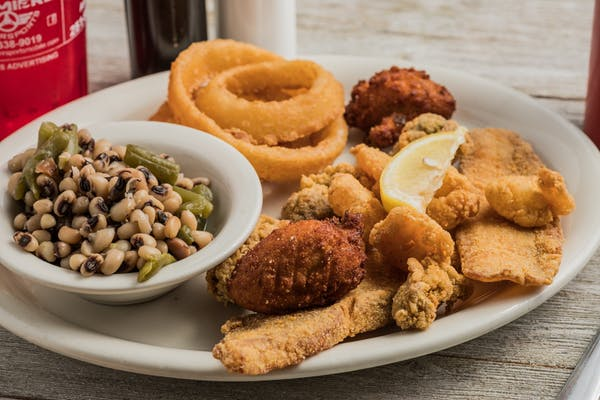 Dinner Jubilee Platter