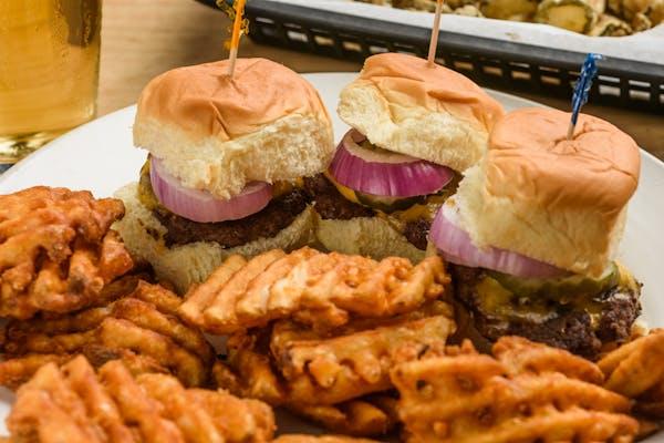 Slider Burgers