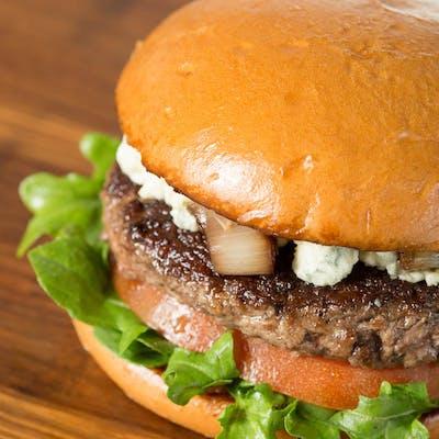 You're My Boy Blue Burger