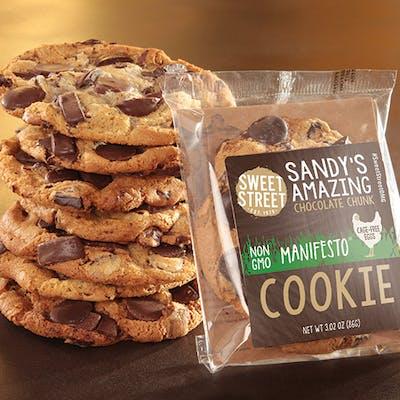 Sassy's Sweet Street Cookies