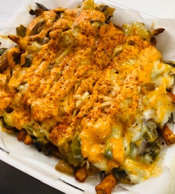Cheese Steak Fries