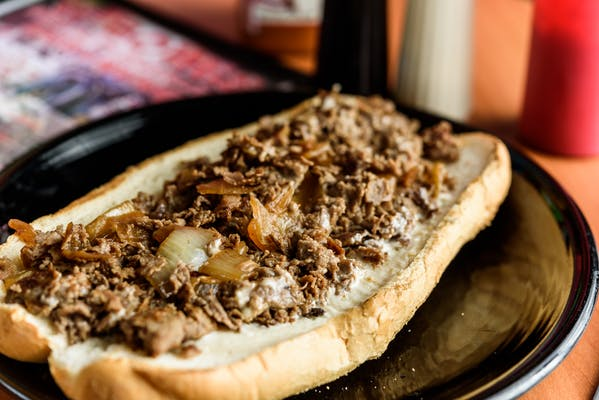 The Famous Philly Cheesesteak