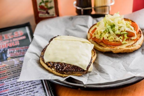 Crime Boss Burger