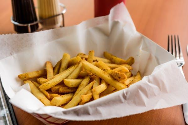Plain Ole Fries