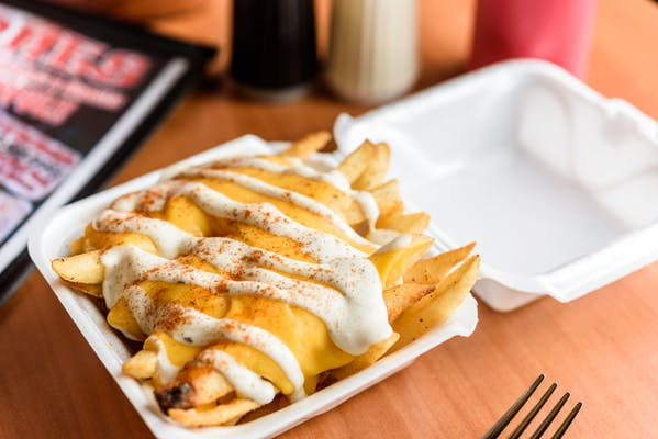 Cheese & Ranch Fries