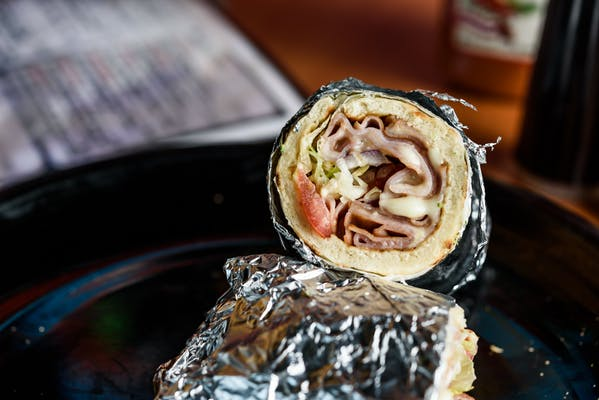 Jive Turkey Wrap