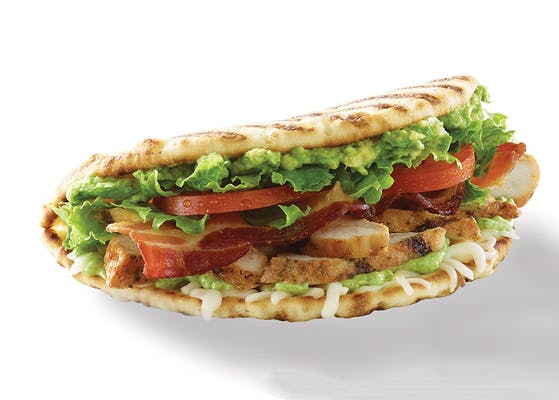 Cali Chicken Club Flatbread