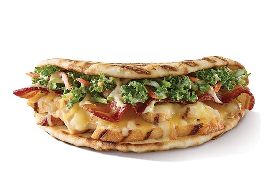 Chicken Apple Club Flatbread
