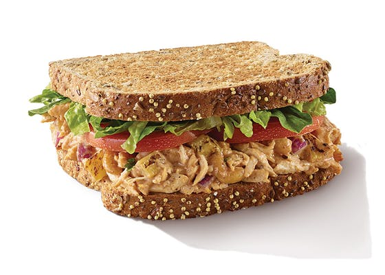 Tropical Chicken Salad Sandwich