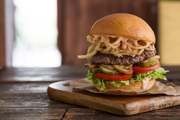 Build Your Own Mooyah Burger