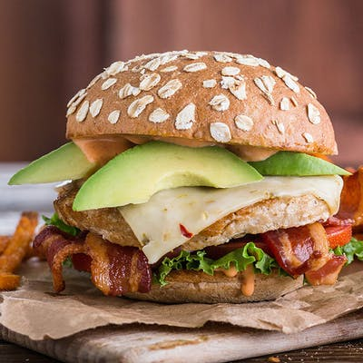 Jennie-O Turkey Burger