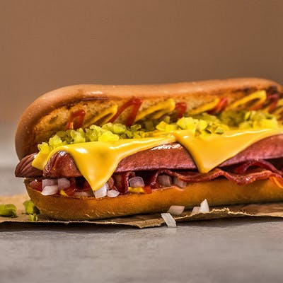 Hebrew National All-Beef Hot Dog