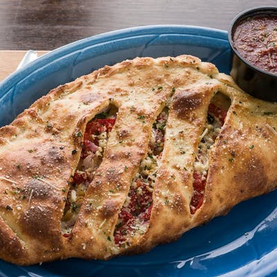 The Popeye Calzone