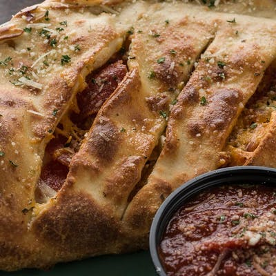 The Krewe Calzone