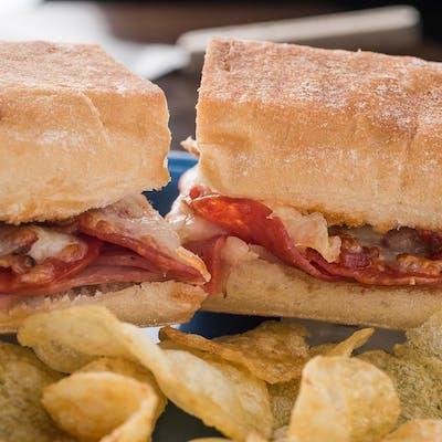 Italian Club Sandwich