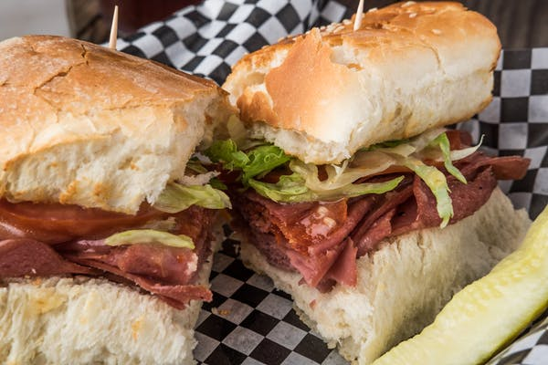 The Dagwood Sub
