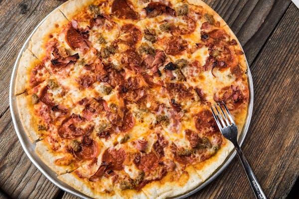 Woo Pig Pizza