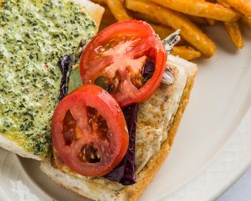 Barramundi Sandwich
