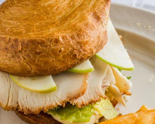Turkey & Brie Sandwich