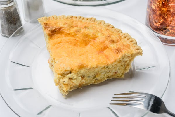 Five-Cheese Quiche