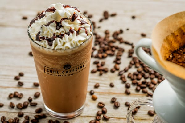 Peanut Butter Cup Frappe