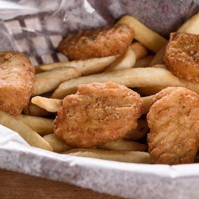 #4 Kid's Chicken Nuggets & Fries