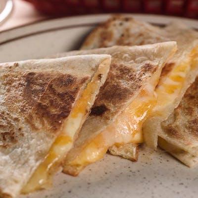 #5 Kid's Cheese Quesadillas
