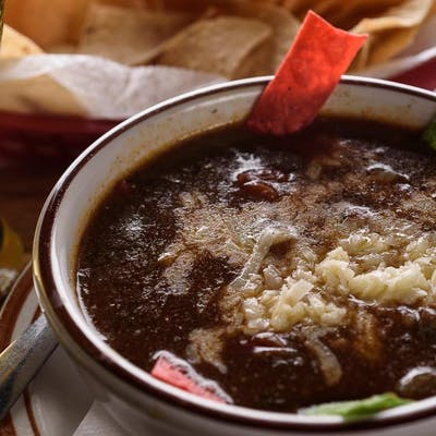 Beef Tortilla Soup