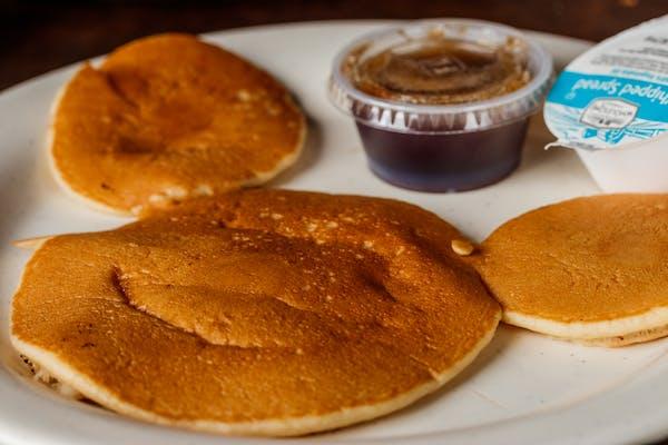 Mickey's Pancake