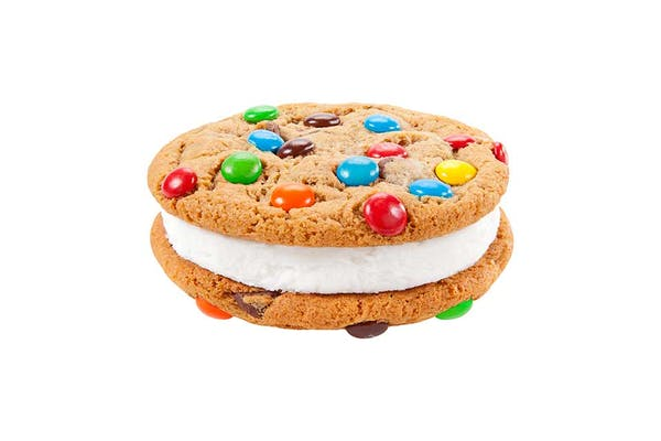 M & M Cookie Double Doozie